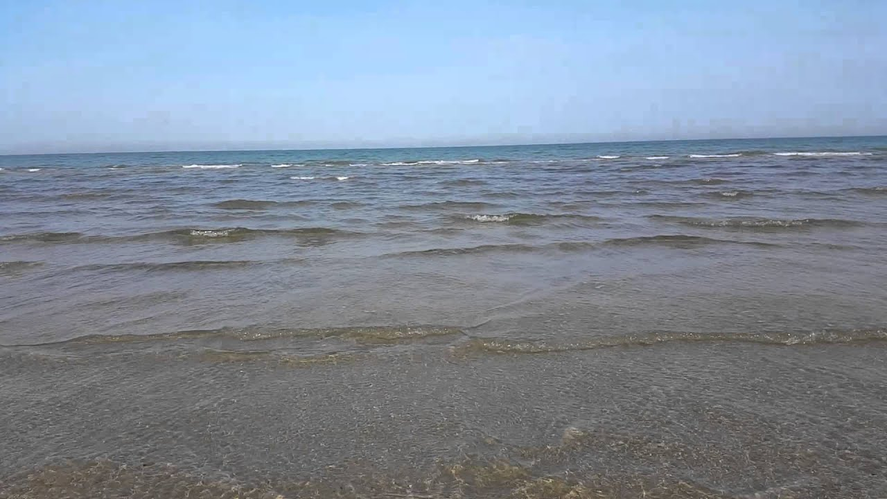 Mare Bagno Sole Pinarella di Cervia 1080p60 - YouTube