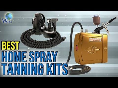 6 Best Home Spray Tanning Kits 2017