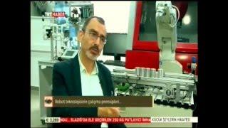 TRT Haber Küçük şeylerin Hikayesi-Robotlar (YTÜ mekatronik öğretim üyeleri)
