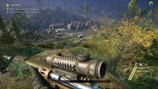 Sniper Ghost Warrior 3 Gameplay - Act 1 - Mission 1 - Two Birds