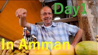 [Jordan] Day1 首都アンマンぶらり