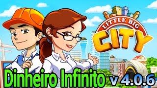 Baixar Little Big City Dinheiro Infinito v 4.0.6 - Atualizado 2016