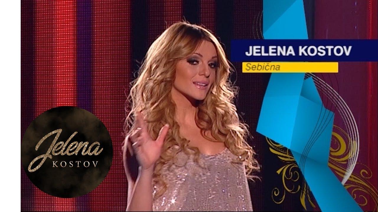 Jelena Kostov - Sebicna - Grand PB - (TvGrand 2015)