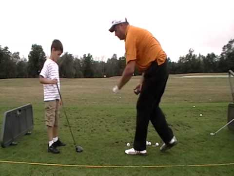 Session 1: Youth golf lessons with Lock Golf Academy