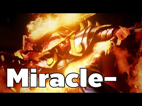 Miracle- Best Player In The World Dota 2