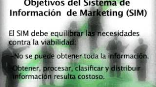 Sistema de Información de Marketing - Data Warehouse y el Marketing