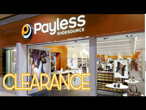Payless Shoe Store Clearance Up To 70 2 25 2018 Youtube