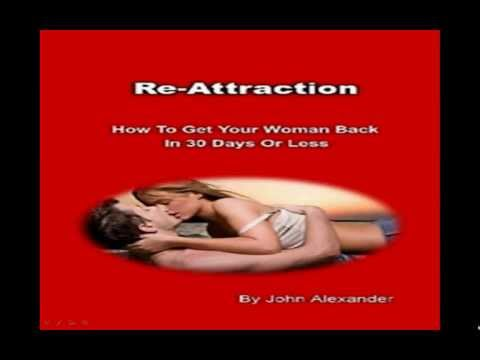 Buy eBook of John Alexander + Get A Girl Back In 30 Days or less..