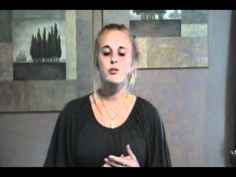 Mallory Jean Wilson - Audition for The Voice.avi