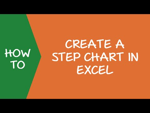 Step Chart in Excel - A Step by Step Tutorial