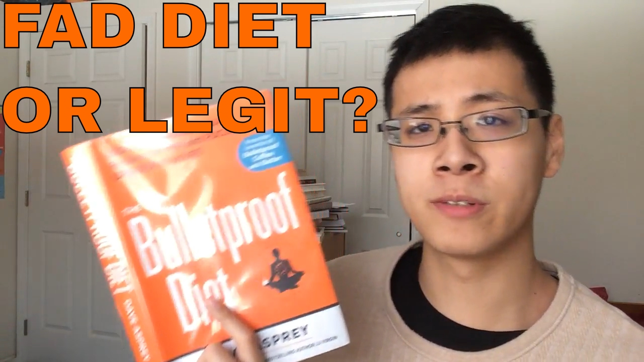 10 Lessons From The BulletProof Diet Explained | Book ...
