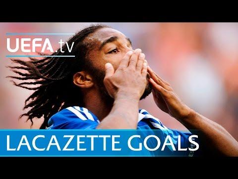 Alexandre Lacazette goals