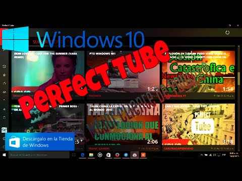 Descargar Perefect Tube Para Windows 10