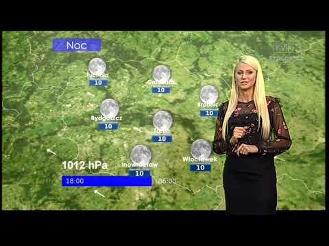 Prognoza Pogody TVP3 Bydgoszcz 13.10.2018