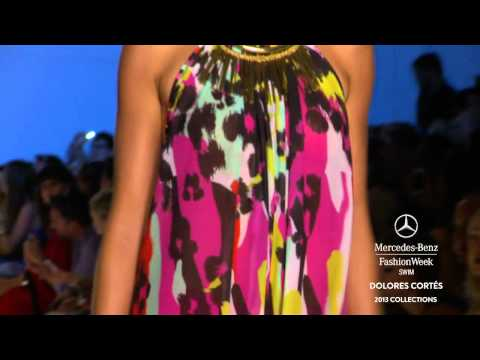 Mercedes Benz Fashion Week Swim 2013 – Dolores Cortes