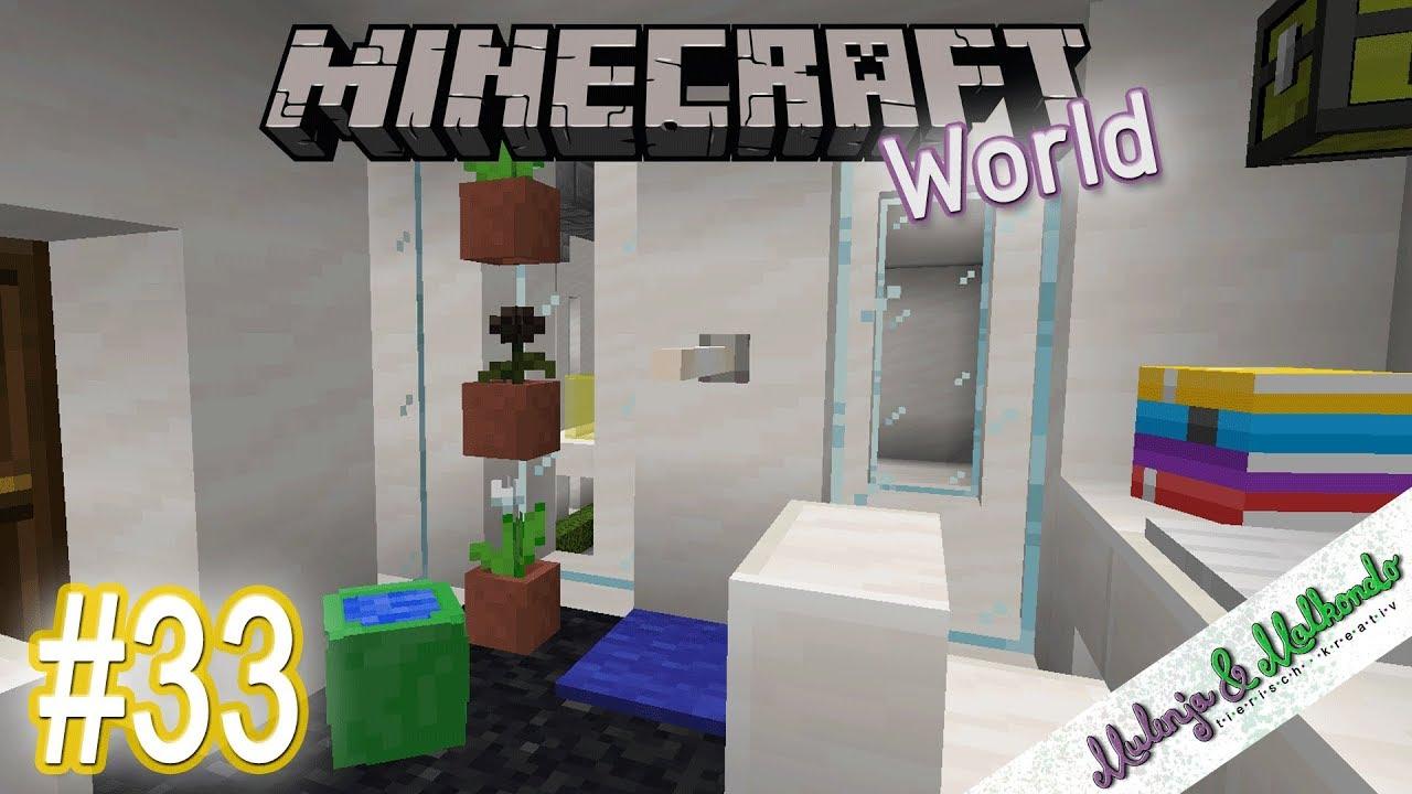Minecraft World 033 Eure Tiere Minecraft 1 14 Youtube