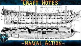 "Naval Action ""Крафт Ноты"" Пиратский Кризис"