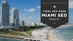 Miami SEO Agency | Professional SEO Expert in Miami, FL