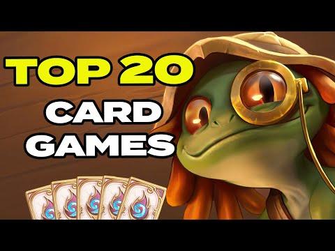 TOP 20 BEST Card Games For Android And IOS | CCG | TCG