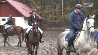 Hubertus w Stajni Kociołki (22.10.2016)