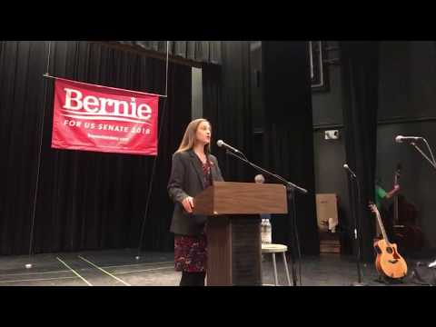 Vt. Sen. Bernie Sanders, Lt. Governor David Zuckerman and friends Live