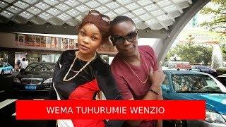 Wema Sepetu Akanusha Kucheat Na Dogo Janja, Martin Kadinda amwomba Wema Sepetu Awahurumie