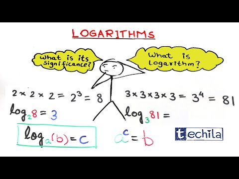 Everything about Logarithms in 5 minutes
