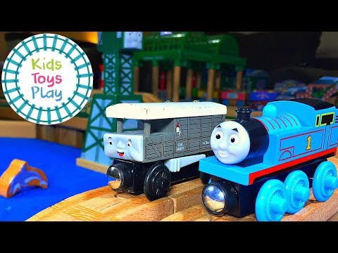 Thomas the Train Toad and the Whale | Thomas and Friends Full Episodes Season 19