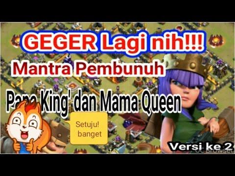 GEGER Lagi..!! MANTRA Pembunuh Papa KING dan Mama QUEEN VERSI KE DUA