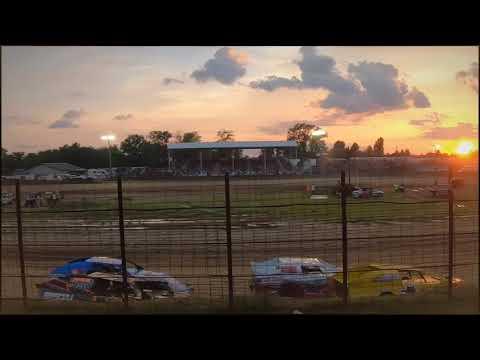 Fayette County Speedway B-Mod Heat 3 July 6, 2019