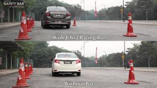 How To Reduce Car Body-Roll with Vehicle Safety Bar