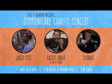 This Is Norman: Communicare Charity Concert