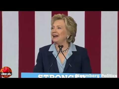Hilary Clinton Has High Praise For LeBron James. HoopJab NBA