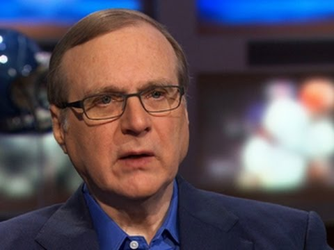Microsoft co-founder Paul Allen on challenges facing new CEO