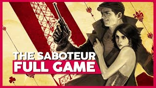 The Saboteur | PC 60ᶠᵖˢ | Full Gameplay/Playthrough | No Commentary