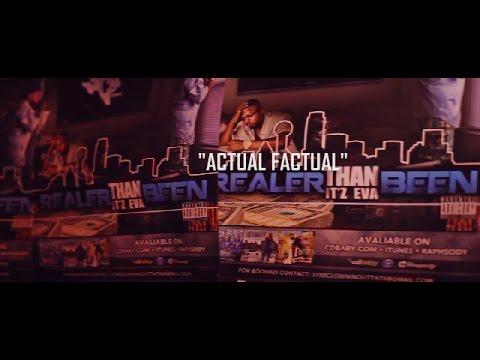 THREE ACTUAL FACTUAL (MUSIC VIDEO) (SHOT BY@BIGKIESE)