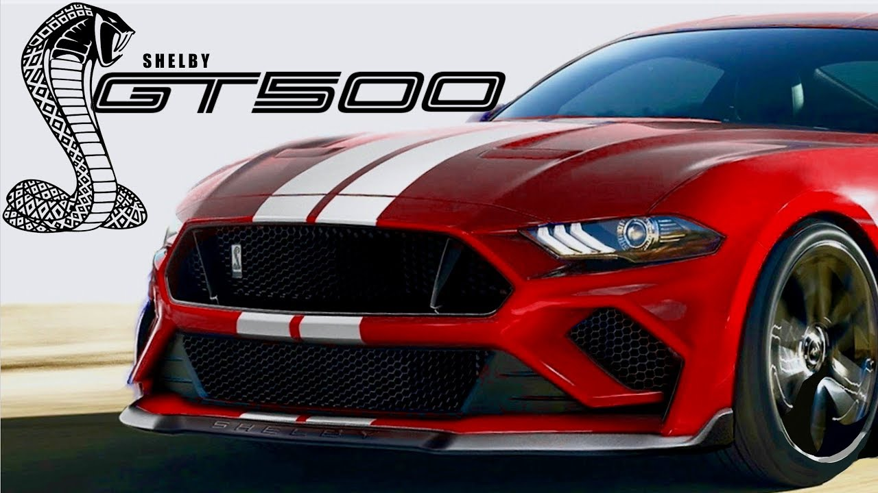 2019 Shelby GT500 LEAKED! (5.2L Supercharger & What We Know) - YouTube