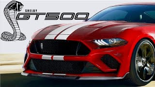 2019 Shelby GT500 LEAKED! (5.2L Supercharger & What We Know)