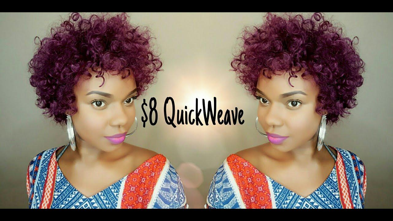 8 Quick Weave W Isis Collection Badu Short Plus Toni Curl 3pcs
