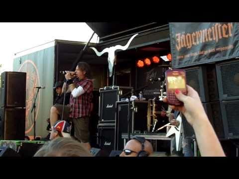 Rockstar Uproar Videos 2010 Fargo, ND