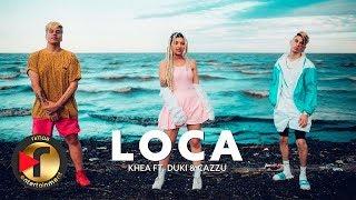 Bad Bunny - Loca  Ft Khea, Duki Cazzu