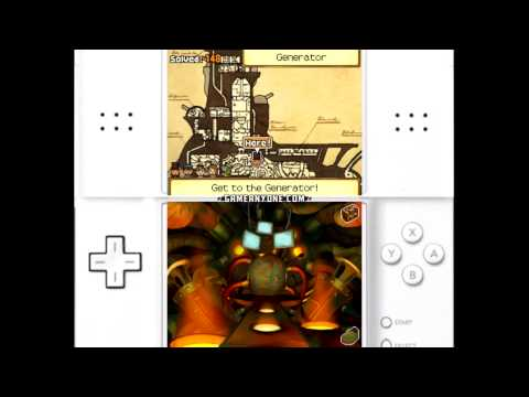 Professor Layton and the Unwound Future Walkthrough - Part 45: Chapter 13[3 of 3]