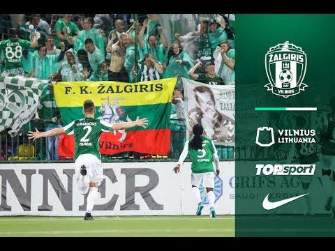 UEFA Champions League second qualifying round | Žalgiris 2:1 Ludogorets | Full highlights
