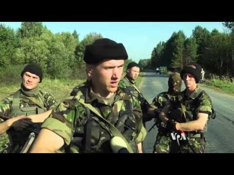 Ukraine Holds Military Exercises in New Strategic Environment