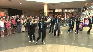 Step Up Revolution Flash Mob - Full - Cleveland, Ohio