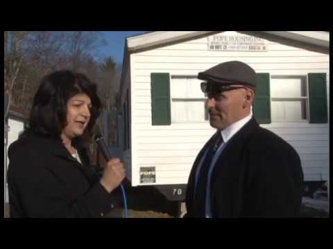 BREAKING NEWS: Oil Spill Interview - Oil Contaminated Home Needs Home Make Over.