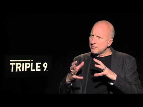 "Director John Hillcoat Talks About ""Triple 9"""