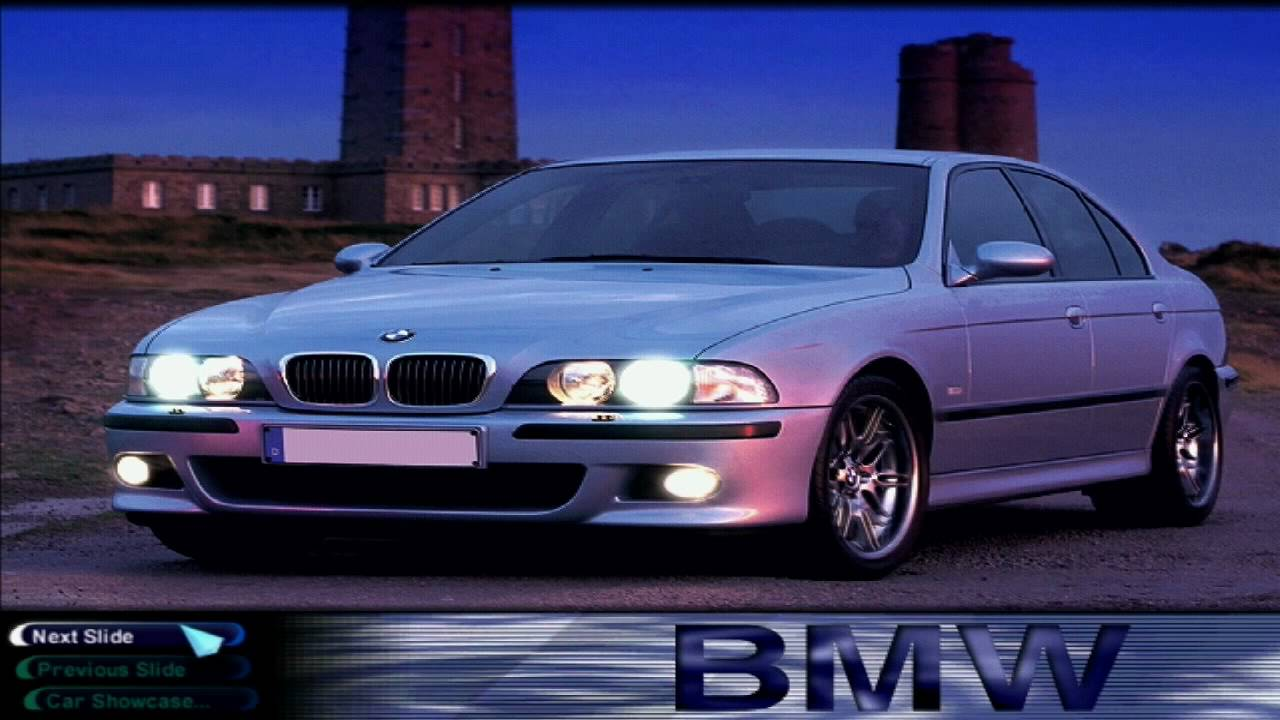 Need For Speed High Stakes Bmw M5 Showcase Youtube