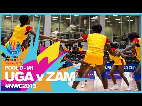 NWC15 I Uganda v Zambia I M3