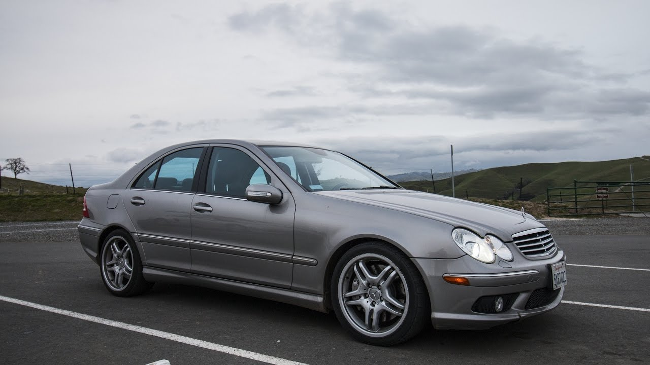 2006 Mercedes C55 Amg Ownership Review And Driving Impressions